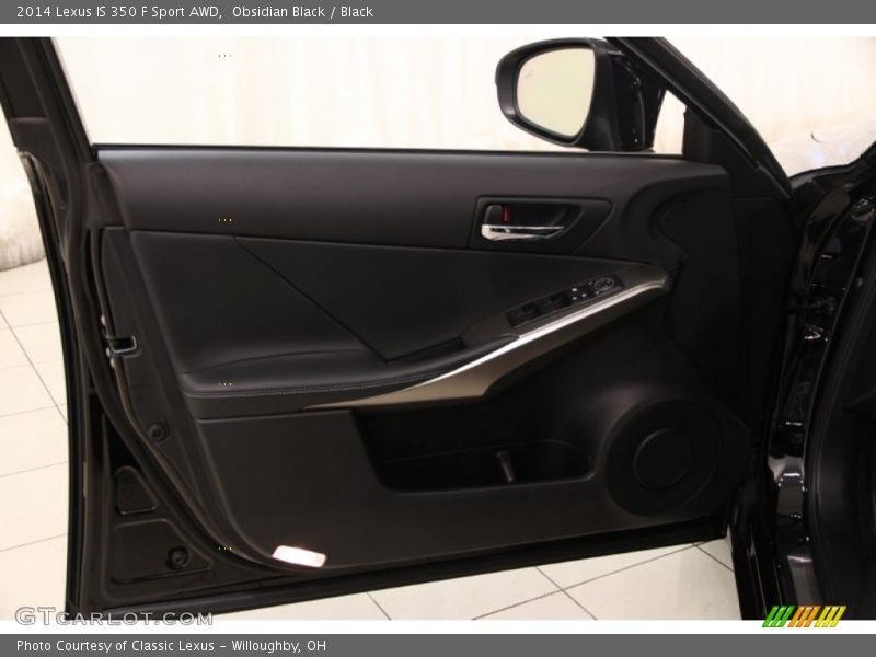 2014 lexus is 350 f sport awd in obsidian black photo no. Black Bedroom Furniture Sets. Home Design Ideas