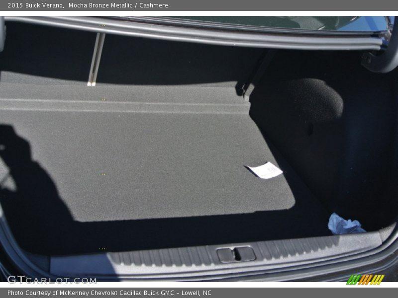 Mocha Bronze Metallic / Cashmere 2015 Buick Verano