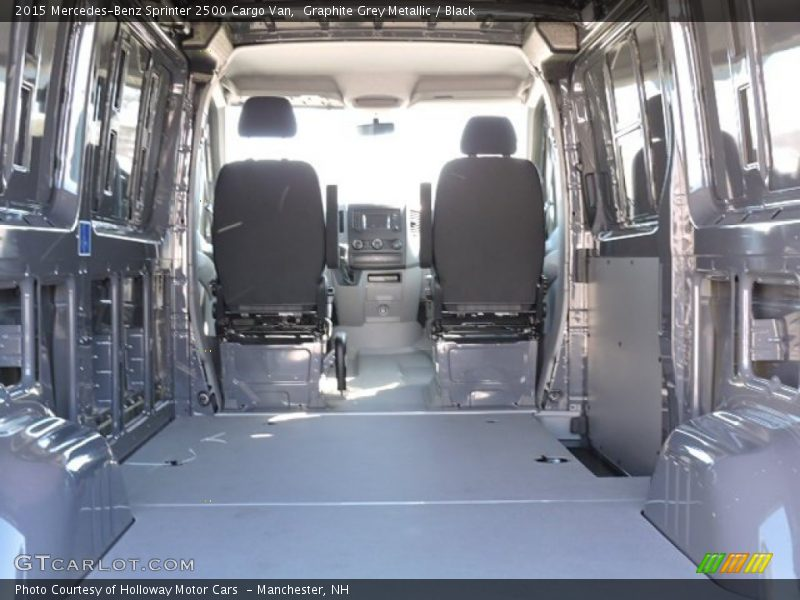 2015 Sprinter 2500 Cargo Van Trunk
