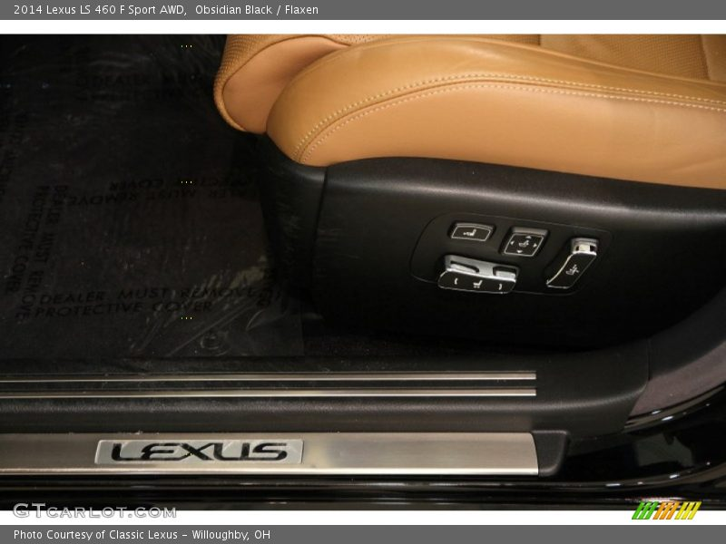 2014 lexus ls 460 f sport awd in obsidian black photo no 103913534. Black Bedroom Furniture Sets. Home Design Ideas