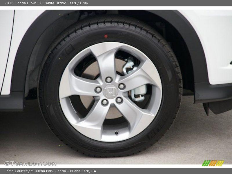 2016 HR-V EX Wheel