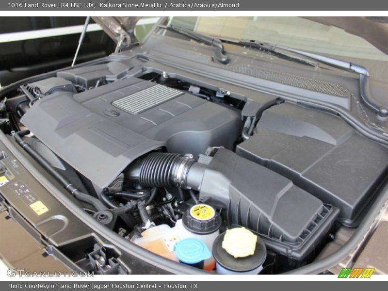 2016 Lr4 Hse Lux Engine 3 0 Liter Di Supercharged Dohc