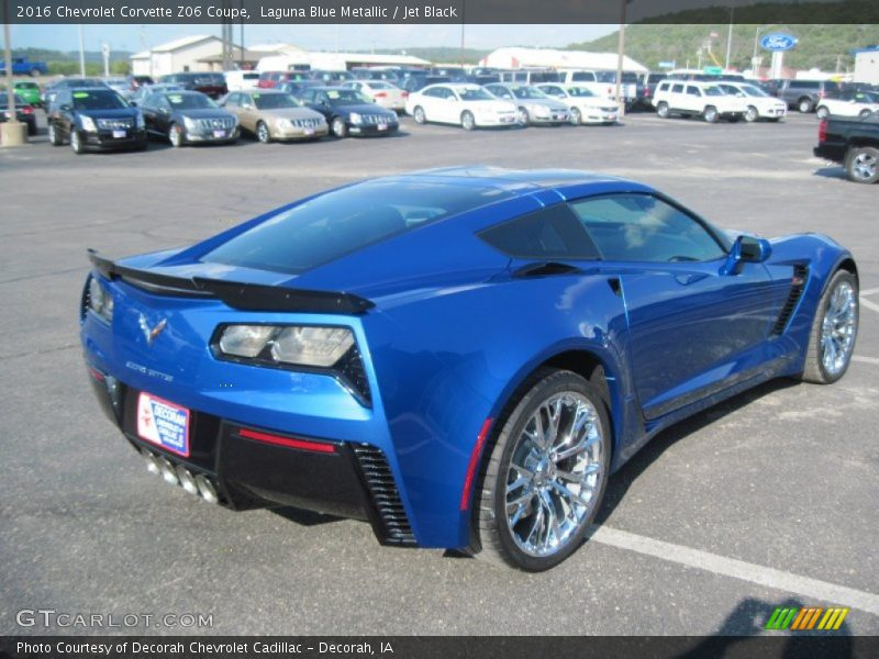 2016 Chevrolet Corvette Z06 Coupe in Laguna Blue Metallic Photo No 106365938 GTCarLot