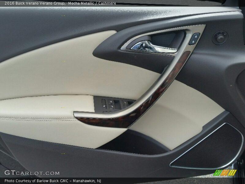 Mocha Metallic / Cashmere 2016 Buick Verano Verano Group
