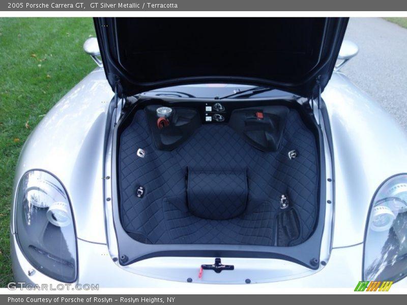 2005 Carrera GT  Trunk