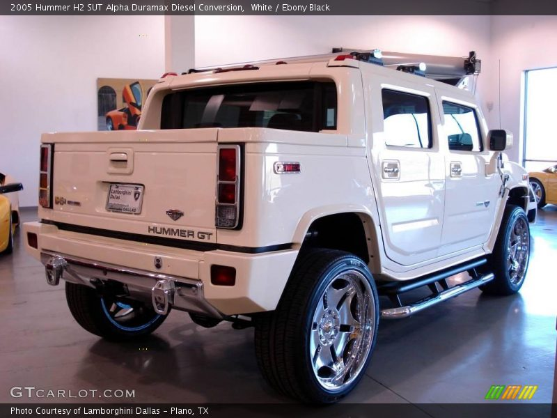 2005 hummer h2 sut alpha duramax diesel conversion in. Black Bedroom Furniture Sets. Home Design Ideas