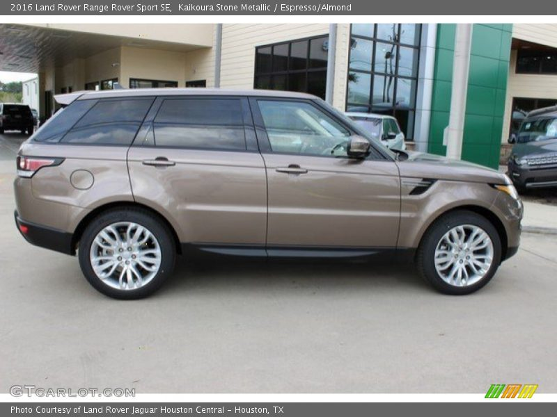 2016 land rover range rover sport se in kaikoura stone metallic photo no 108791401. Black Bedroom Furniture Sets. Home Design Ideas