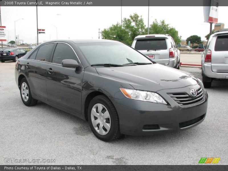 2008 toyota camry le in magnetic gray metallic photo no 11366777. Black Bedroom Furniture Sets. Home Design Ideas