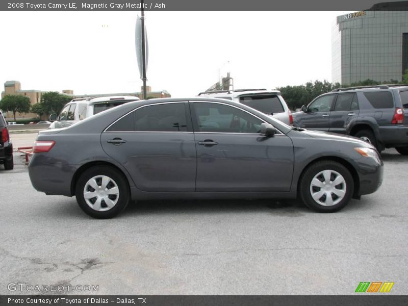 2008 toyota camry le in magnetic gray metallic photo no 11366792. Black Bedroom Furniture Sets. Home Design Ideas