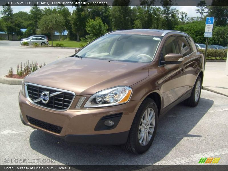 2010 volvo xc60 t6 awd in terra bronze metallic photo no. Black Bedroom Furniture Sets. Home Design Ideas