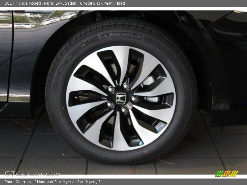 2017 Accord Hybrid EX-L Sedan Wheel
