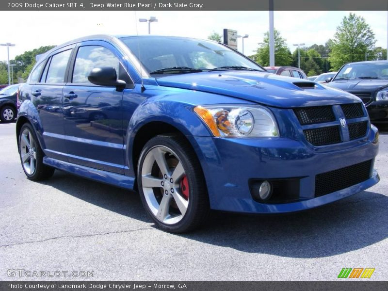 2009 dodge caliber srt 4 in deep water blue pearl photo no. Black Bedroom Furniture Sets. Home Design Ideas