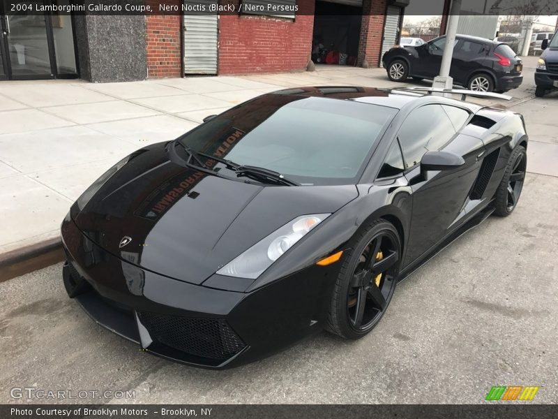 Nero Noctis (Black) / Nero Perseus 2004 Lamborghini Gallardo Coupe