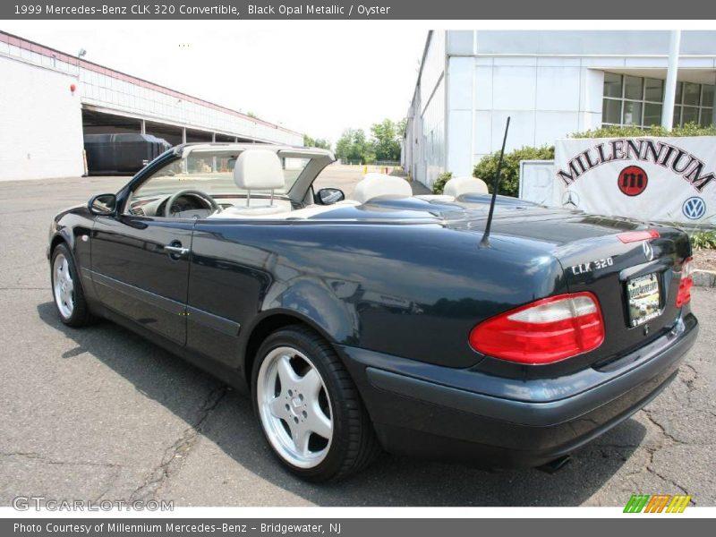 1999 mercedes benz clk 320 convertible in black opal for 1999 mercedes benz clk320