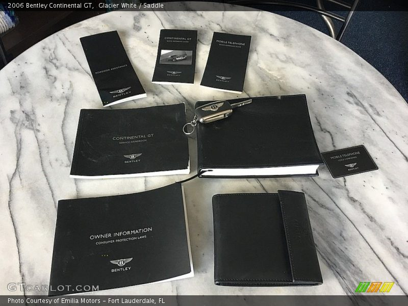 Books/Manuals of 2006 Continental GT