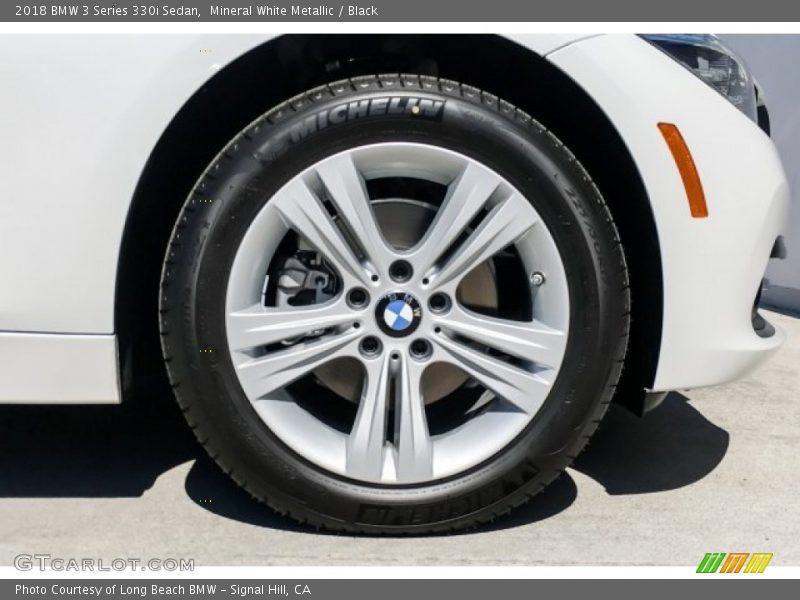 2018 3 Series 330i Sedan Wheel