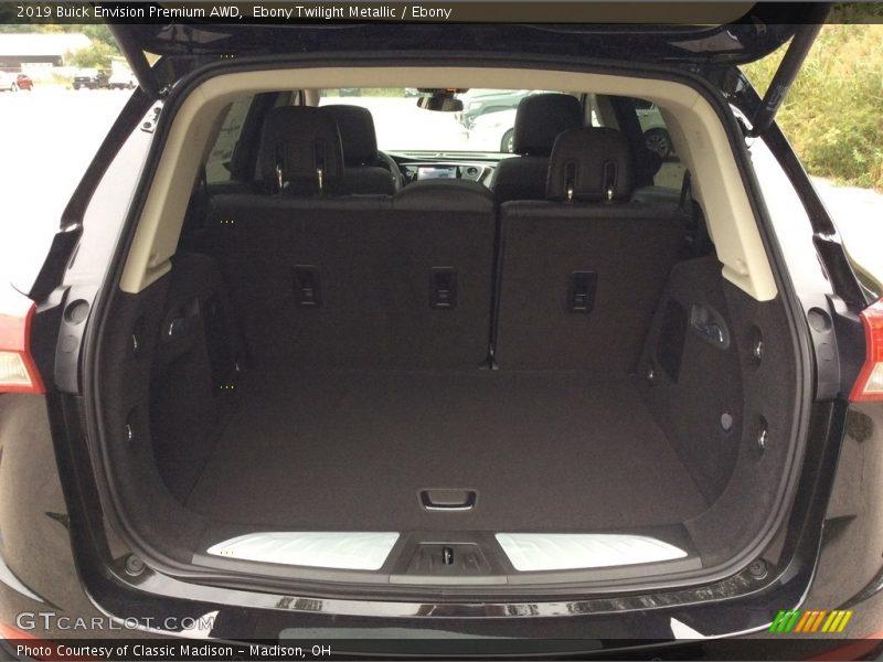 2019 Envision Premium AWD Trunk