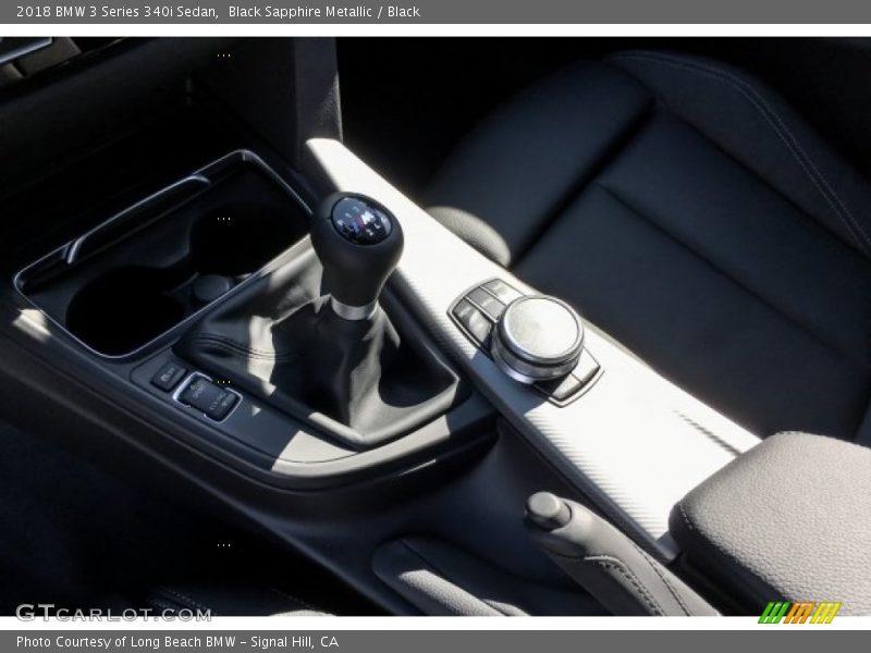 2018 3 Series 340i Sedan 6 Speed Manual Shifter