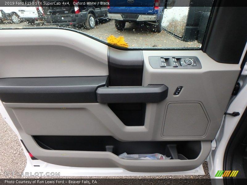 Door Panel of 2019 F150 STX SuperCab 4x4