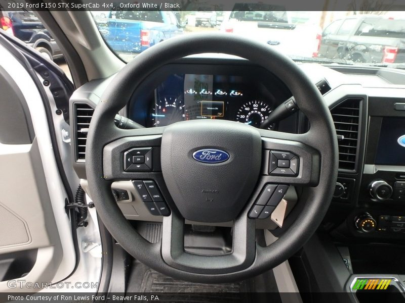 2019 F150 STX SuperCab 4x4 Steering Wheel