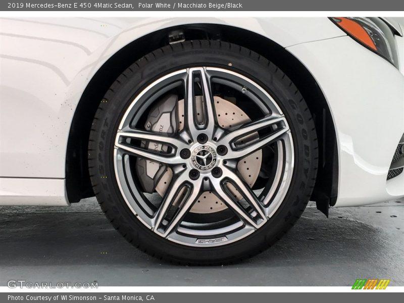 2019 E 450 4Matic Sedan Wheel