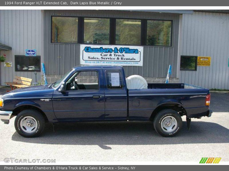 1994 ford ranger xlt extended cab in dark lapis blue. Black Bedroom Furniture Sets. Home Design Ideas