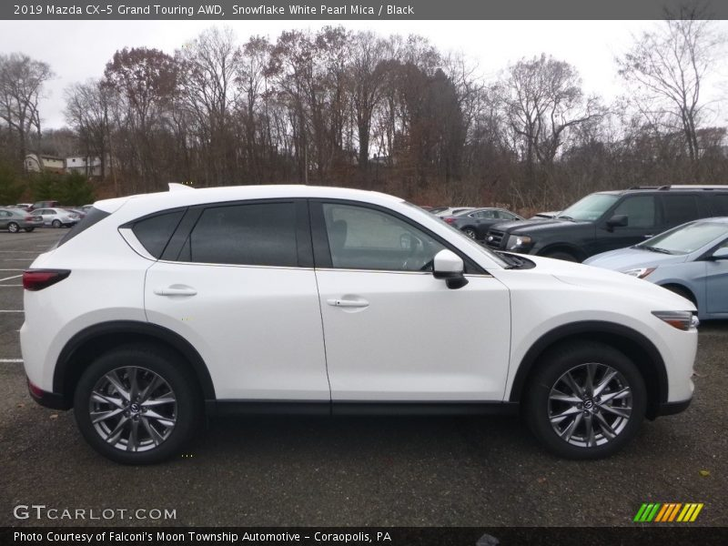 2019 CX-5 Grand Touring AWD Snowflake White Pearl Mica