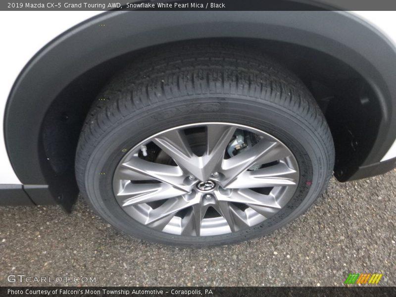 2019 CX-5 Grand Touring AWD Wheel
