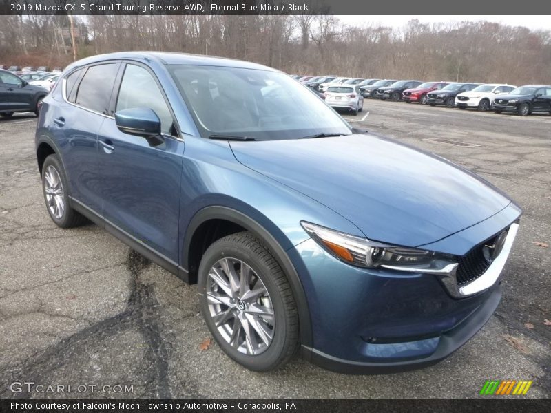 Front 3/4 View of 2019 CX-5 Grand Touring Reserve AWD