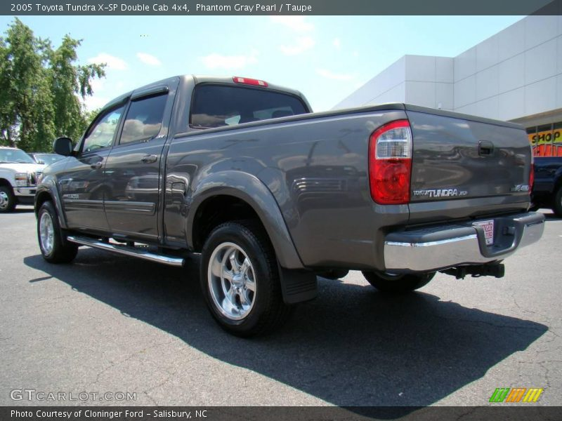2005 toyota tundra x sp double cab 4x4 in phantom gray pearl photo no 13095957. Black Bedroom Furniture Sets. Home Design Ideas