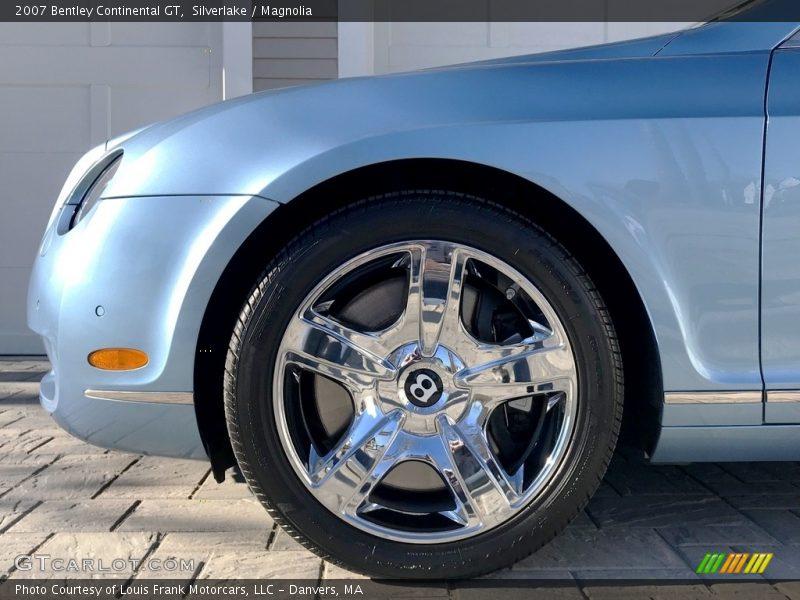 2007 Continental GT  Wheel