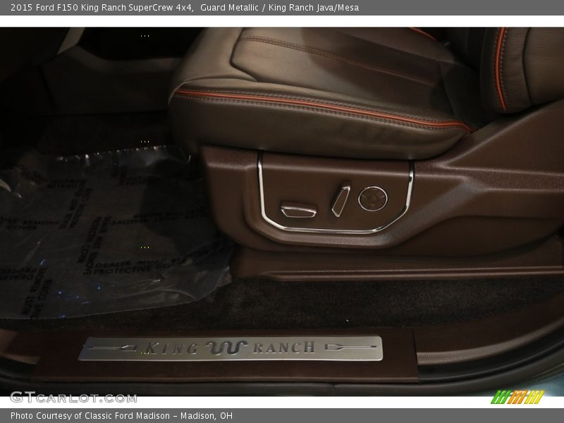 Guard Metallic / King Ranch Java/Mesa 2015 Ford F150 King Ranch SuperCrew 4x4