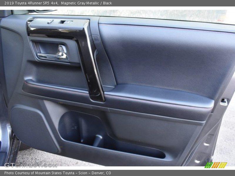 Door Panel of 2019 4Runner SR5 4x4