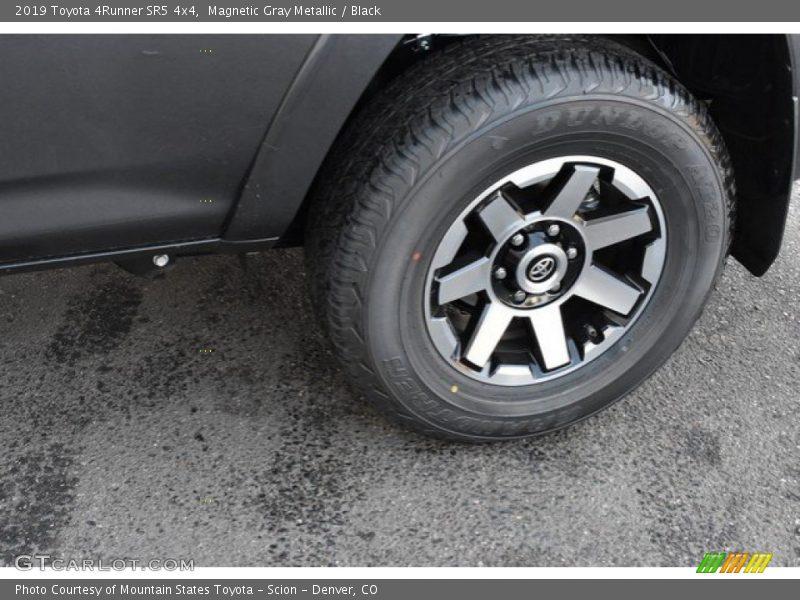 2019 4Runner SR5 4x4 Wheel