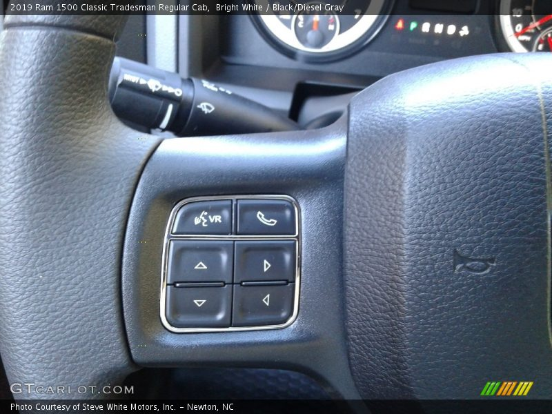 2019 1500 Classic Tradesman Regular Cab Steering Wheel