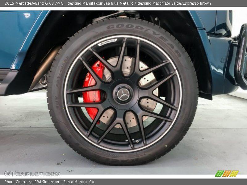 2019 G 63 AMG Wheel