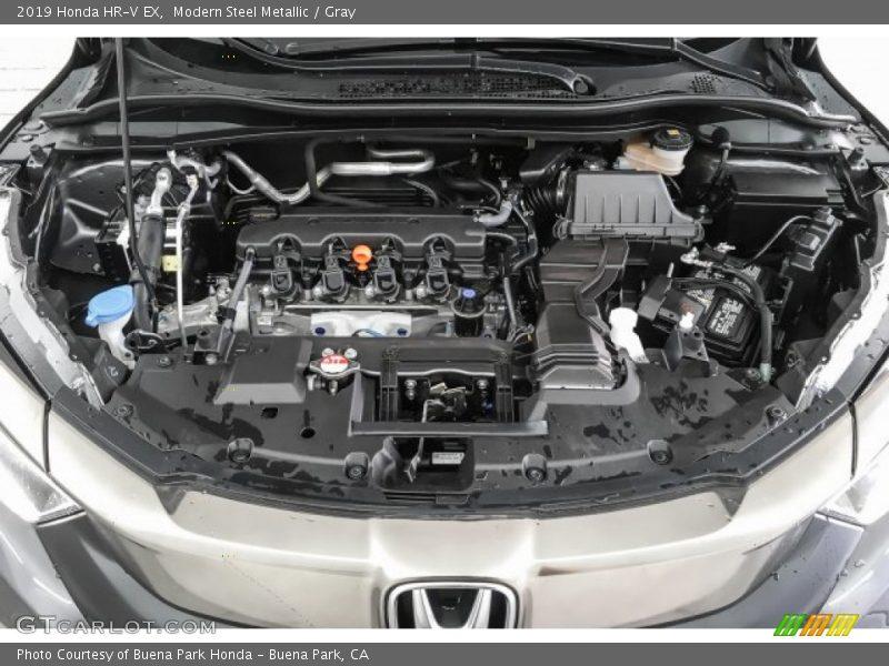 2019 HR-V EX Engine - 1.8 Liter SOHC 16-Valve i-VTEC 4 Cylinder