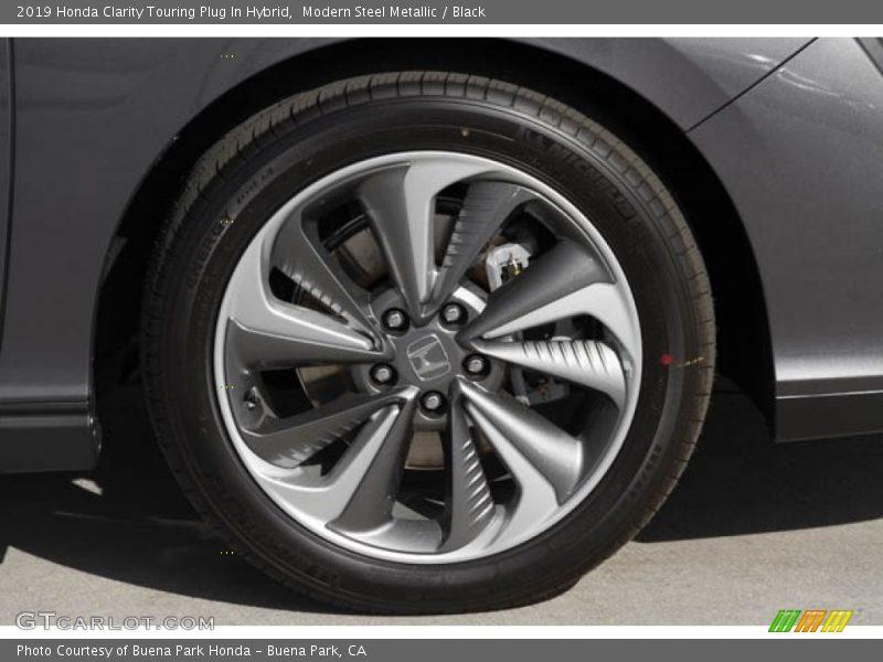 2019 Clarity Touring Plug In Hybrid Wheel