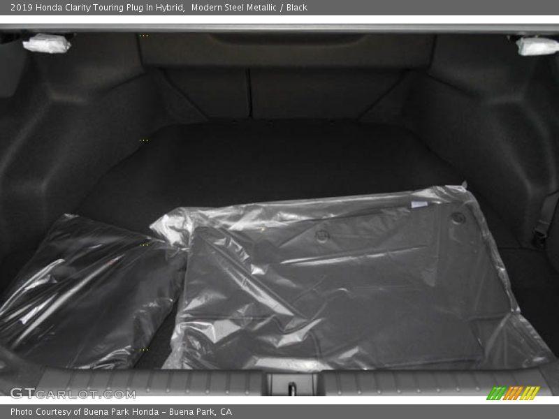 Modern Steel Metallic / Black 2019 Honda Clarity Touring Plug In Hybrid