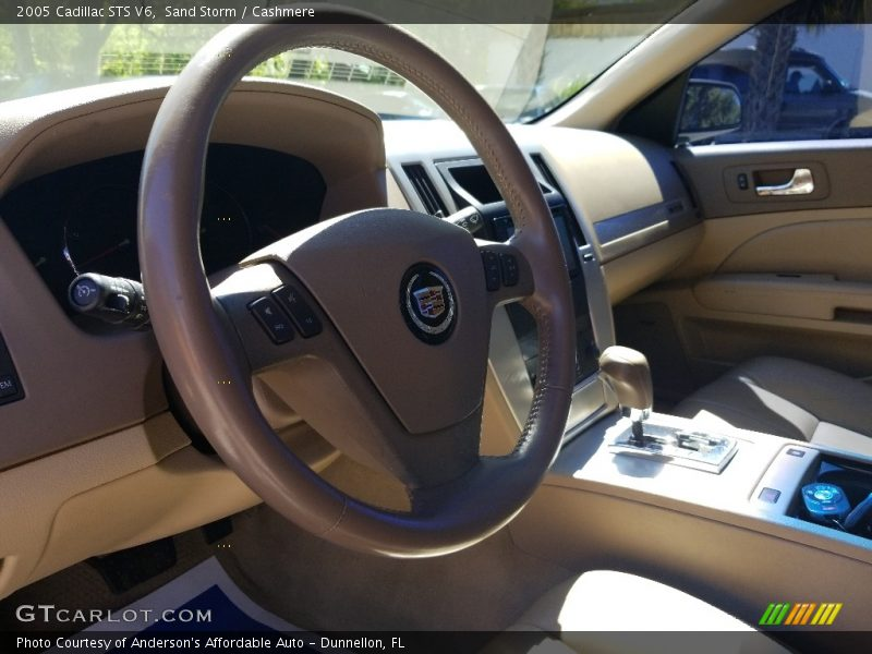 Sand Storm / Cashmere 2005 Cadillac STS V6
