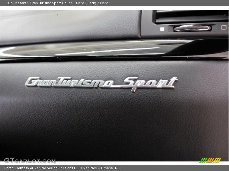 2015 GranTurismo Sport Coupe Logo