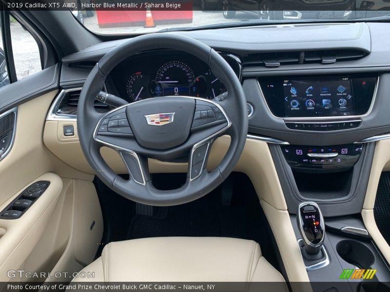 2019 XT5 AWD Steering Wheel