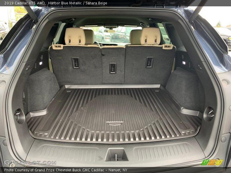 2019 XT5 AWD Trunk