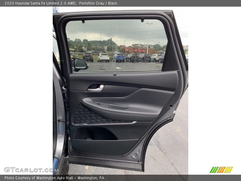 Door Panel of 2020 Santa Fe Limited 2.0 AWD