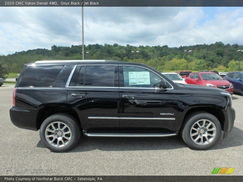 2020 Yukon Denali 4WD Onyx Black