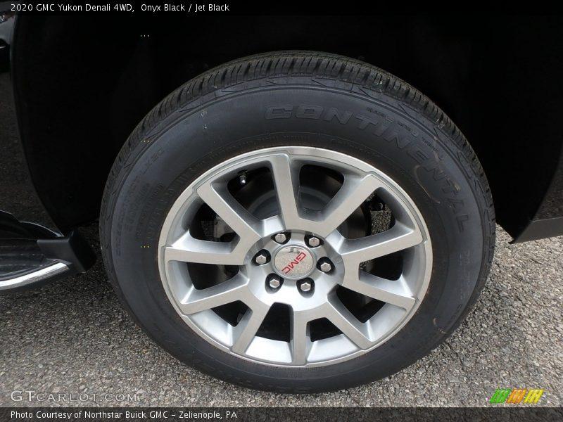 2020 Yukon Denali 4WD Wheel
