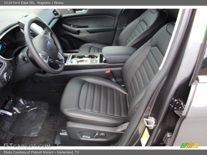 Magnetic / Ebony 2019 Ford Edge SEL
