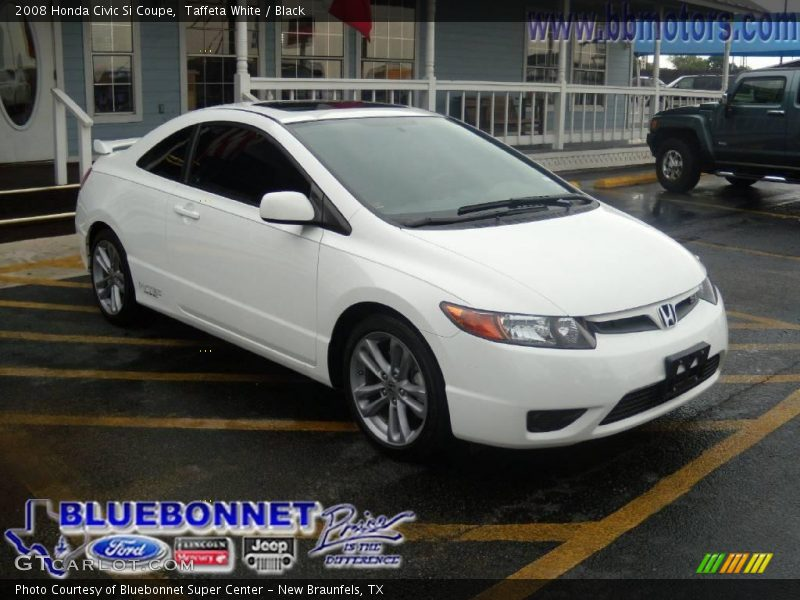 Honda Civic Si 2009 Sedan