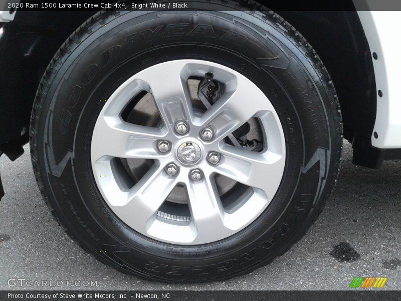 2020 1500 Laramie Crew Cab 4x4 Wheel