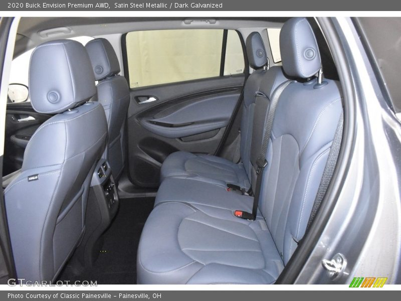 Satin Steel Metallic / Dark Galvanized 2020 Buick Envision Premium AWD